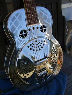 Dobro FiddleEdge Front